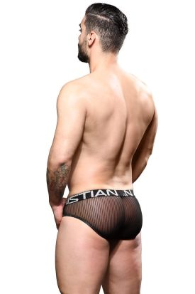 Andrew Christian Almost Naked Sexy Lace Brief 92101