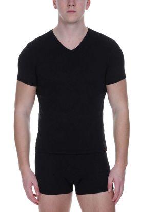 Bruno Banani Museum V-Neck T-shirt Black