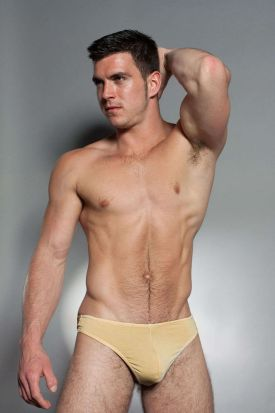 Doreanse 1280 cotton modal men's thong Skin