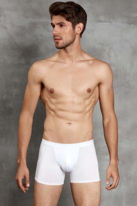 Doreanse 1500 Cotton Premium Boxer Brief White