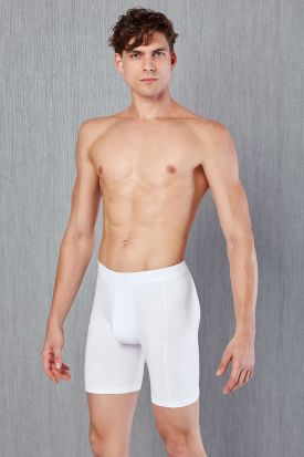 Doreanse 1792 Long Boxer Brief White