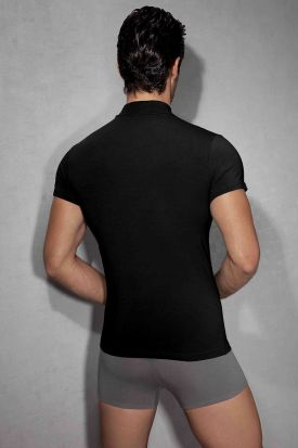 Doreanse 2730 Round Neck T-Shirt Black