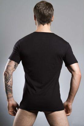 Doreanse 2850 Deep V Neck Party T-Shirt