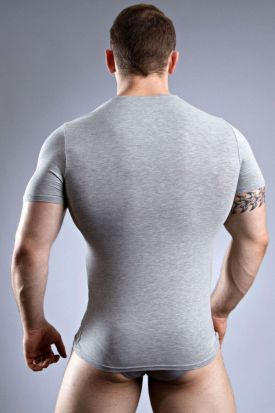 Doreanse 2855 Men's T-shirt Grey Melange