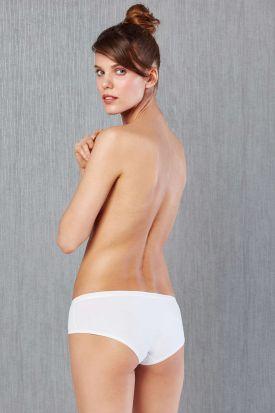Doreanse Womens Brief 7121 White