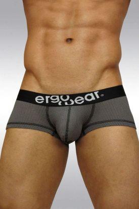 Ergowear Max Mesh Boxer Brief Grey/Black