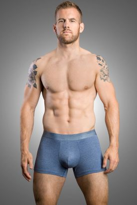 HOM Classic Boxer Brief Jeans Blue