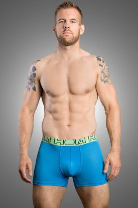 HOM New Ocean Boxer Brief Turquoise
