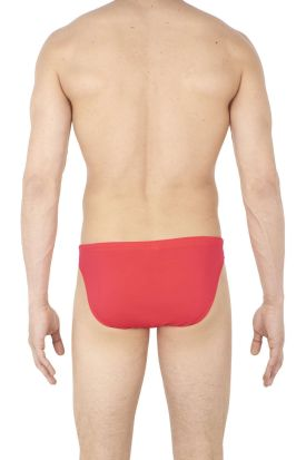 HOM Sunlight Swim Micro Briefs Red