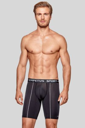Impetus Sport Long Boxer 1202G46 Black