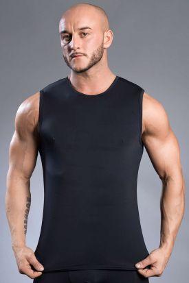 Jockey Air Athletic Shirt 2 PACK Black