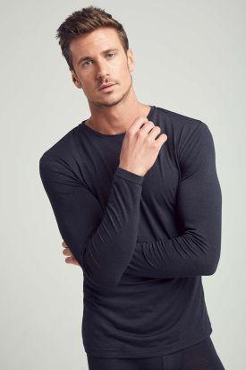 Jockey Merino Long Sleeve Shirt 19600717
