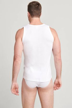 Jockey Pure Cotton Modern Classic Athletic Shirt