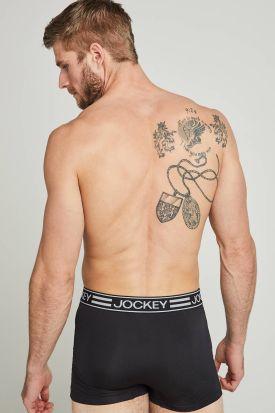 Jockey Sports Microfibre Active Trunk (Twinpack)