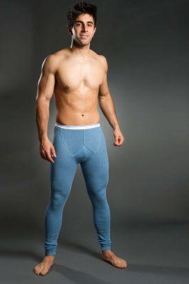 Jockey Spurt 100% Cotton Y-Front Long John