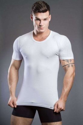 Jockey USA Originals Cotton Stretch T-Shirt 2 Pack White