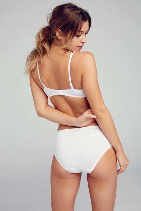 Jockey elance Bikini 1489 White