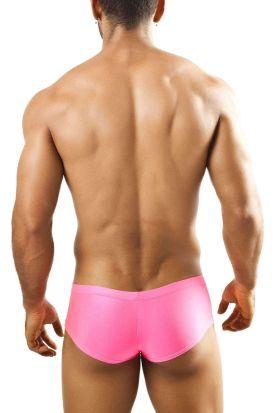 Joe Snyder Wet Look Bulge 03 Enhancement Boxer Pink