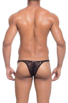 Joe Snyder Lacy Capri Maxi Bulge 03 Black