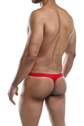 Joe Snyder Polyester Collection Thong 03 Red
