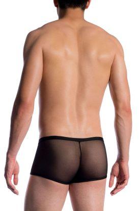 Manstore M765 Micro Pants Black