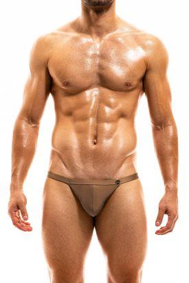 Modus Vivendi Body Building Swim Tanga Brief Dark Skin
