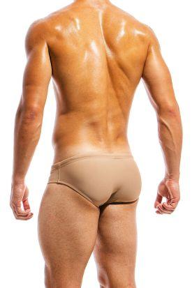 Modus Vivendi Nude Swim Low Cut Brief Lime