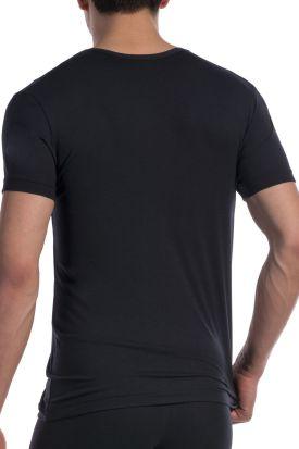 Olaf Benz RED 1601 Round Neck T-shirt Black