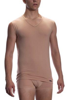 Olaf Benz RED 1601 V-Neck College Shirt Skin