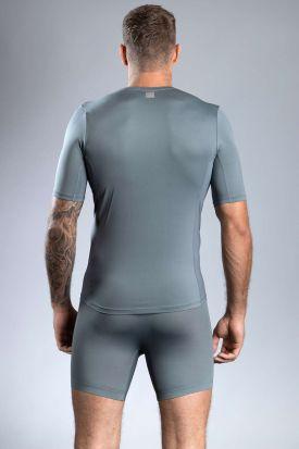 Sloggi mOve FLY Round Neck T-shirt Grey