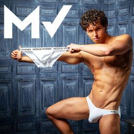 MODUS VIVENDI - LEGENDARY UNDERWEAR FOR MEN